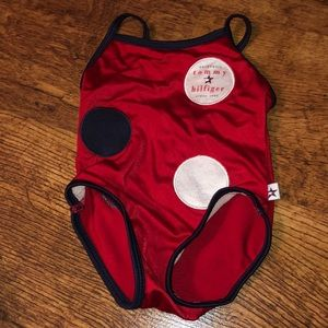 Tommy Hilfiger Infant Bathing Suit(Like New)